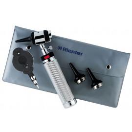 Otoscopio Oftalmoscopio Riester UNI III, ref.2030