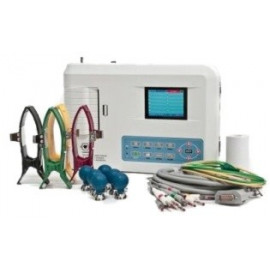 Electrocardiografo 3 canales