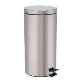 Cubo acero inox. 30L