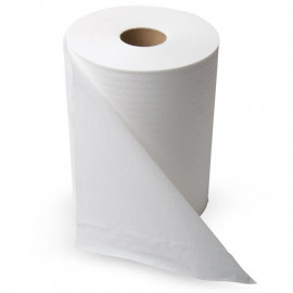 Rollo toallitas microgofradas