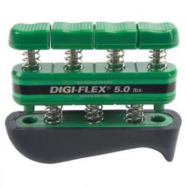 Digiflex Verde ejercitador de dedos,