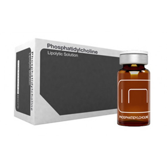 BCN Phosphatidylcholine 5% - 250 mg-caja 5 viales