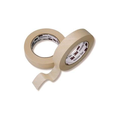 Control ester. autoclave Comply 3M cinta 18mmx55mt