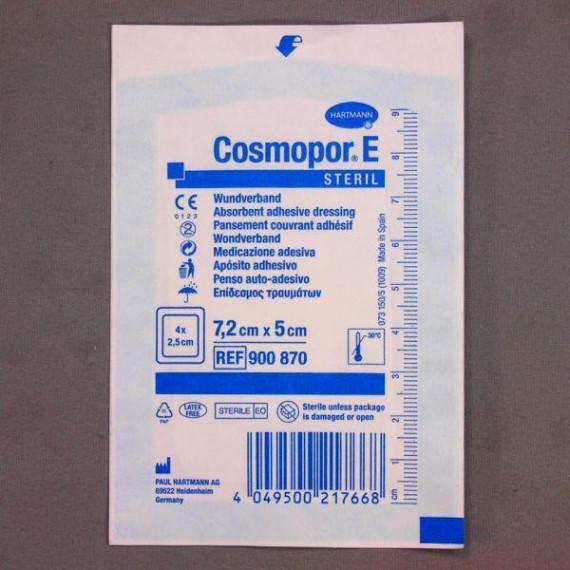 Apósito Cosmopor E 7,2 x 5cm