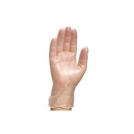 Guantes de vinilo sin polvo MAX Gloves