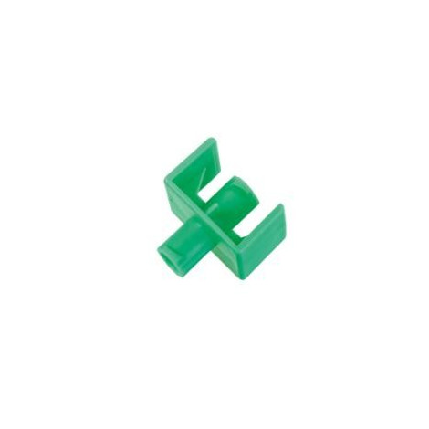 Conector Jeringa-Jeringa Verde