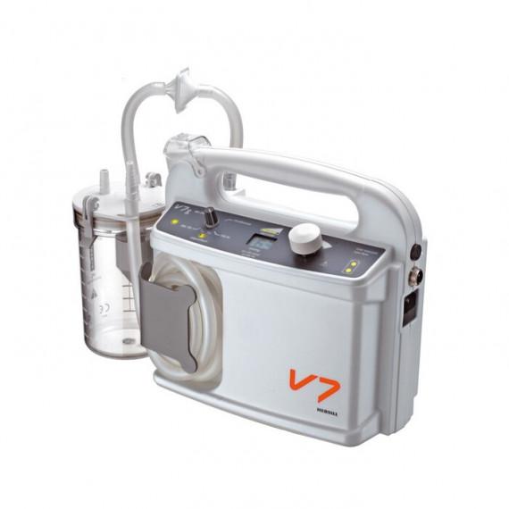 Aspirador Portátil V7 ac 20L min -600mmHg -220 V r