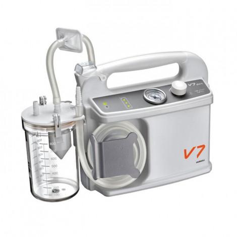 Aspirador Portátil V7 mx 30L min-630 mmHg -220 V
