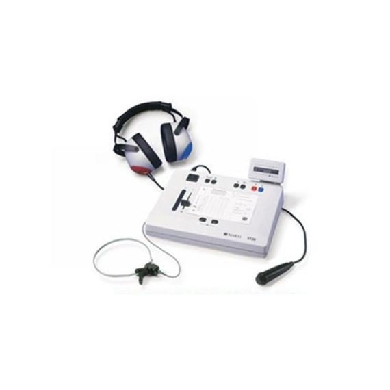 Audiometro ST 20-BC con Aplicador Oseo con Enmasc