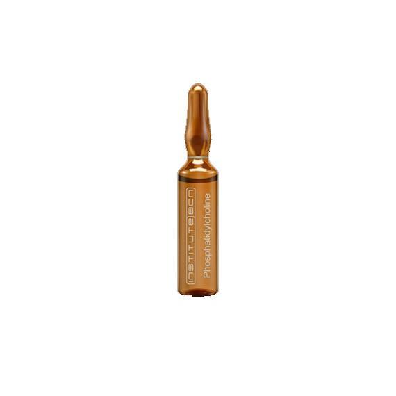 BCN Fosfatilcodeina bandeja 10 ampollas 5 ml