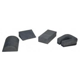 Almohadilla rectangular 40x20x10cm