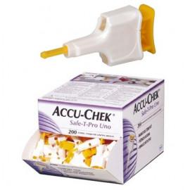 Lancetas Accu-Chek Safe T Pro Uno
