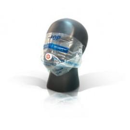 Bolsa plástico para reanimación CPR.