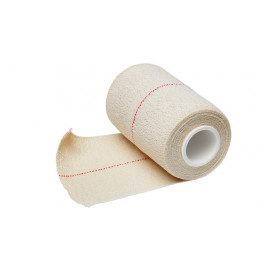 Venda elastica adhesiva 6 cm x 2,5 , cajas de 6 unidades