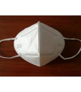 Mascarilla Protección vias Respiratorias KN95 FFP2