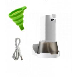 Dispensador de gel hidroalcoholico o jabón automático