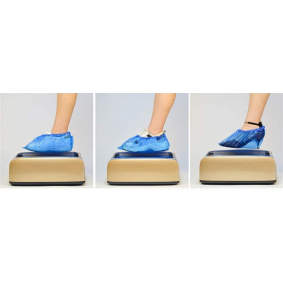 Cubre Zapatos desechable  especial dispensador